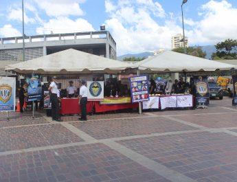 Mini ExpoCriminalistica llega a San Agustin del Sur