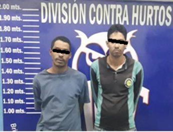 CICPC aprehendió dos hombres por hurto de material estratégico en Petare