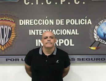 Español solicitado con notificación azul fue capturado por el #CICPC en Vargas