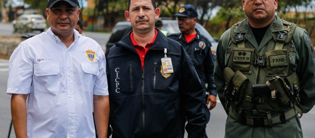 """Douglas Rico: """"los órganos de seguridad están articulados para la tranquilidad de Vargas"""""""