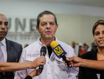 Inició en Caracas V Congreso Nacional de Seguridad Ciudadana