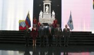 Cicpc Rindió Homenaje Al Libertador En El Panteón Nacional
