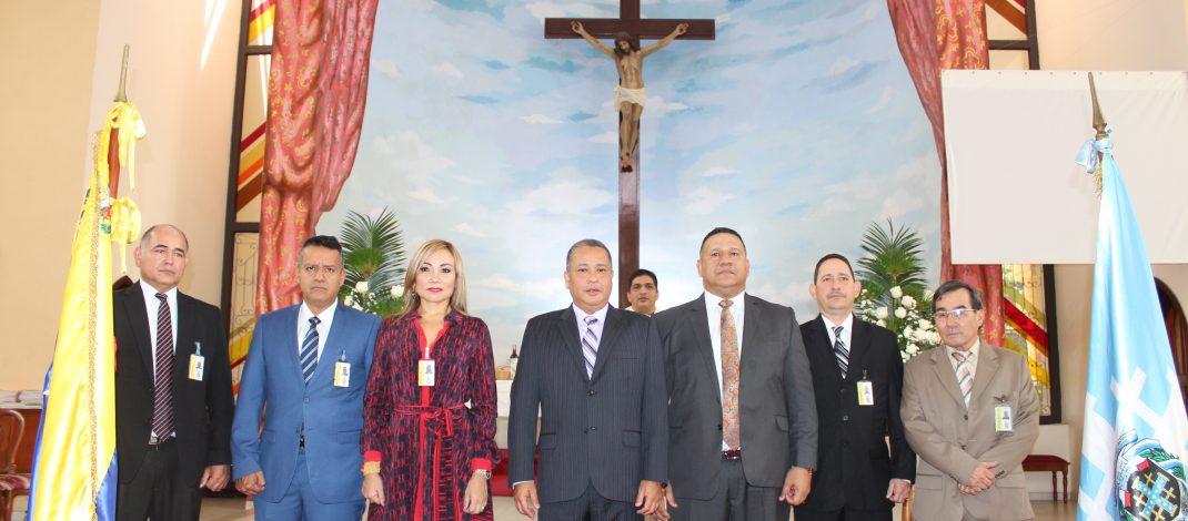Cicpc Celebró XVII Aniversario Con Misa En La Iglesia San Charbel