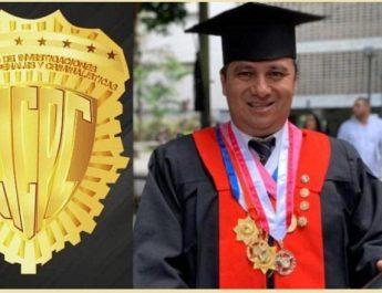 Jonni Andrade Criollo ascendido como Comisario General del Cicpc