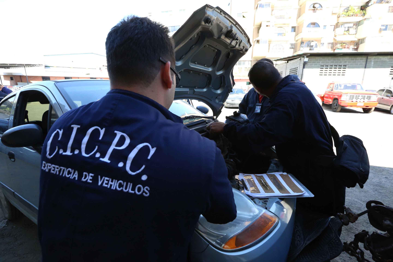 Listado de Vehículos recuperados por el CICPC - Revista CICPC