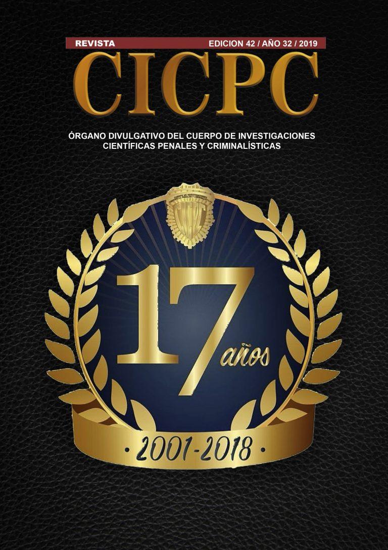 Revista Cicpc 42