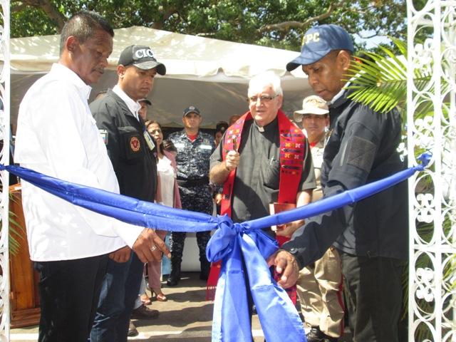 Inaugurada sede del CICPC en Caicara del Orinoco