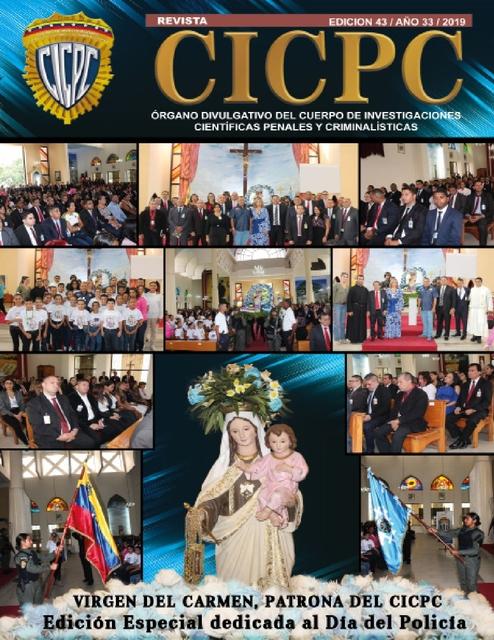 Revista Cicpc 43