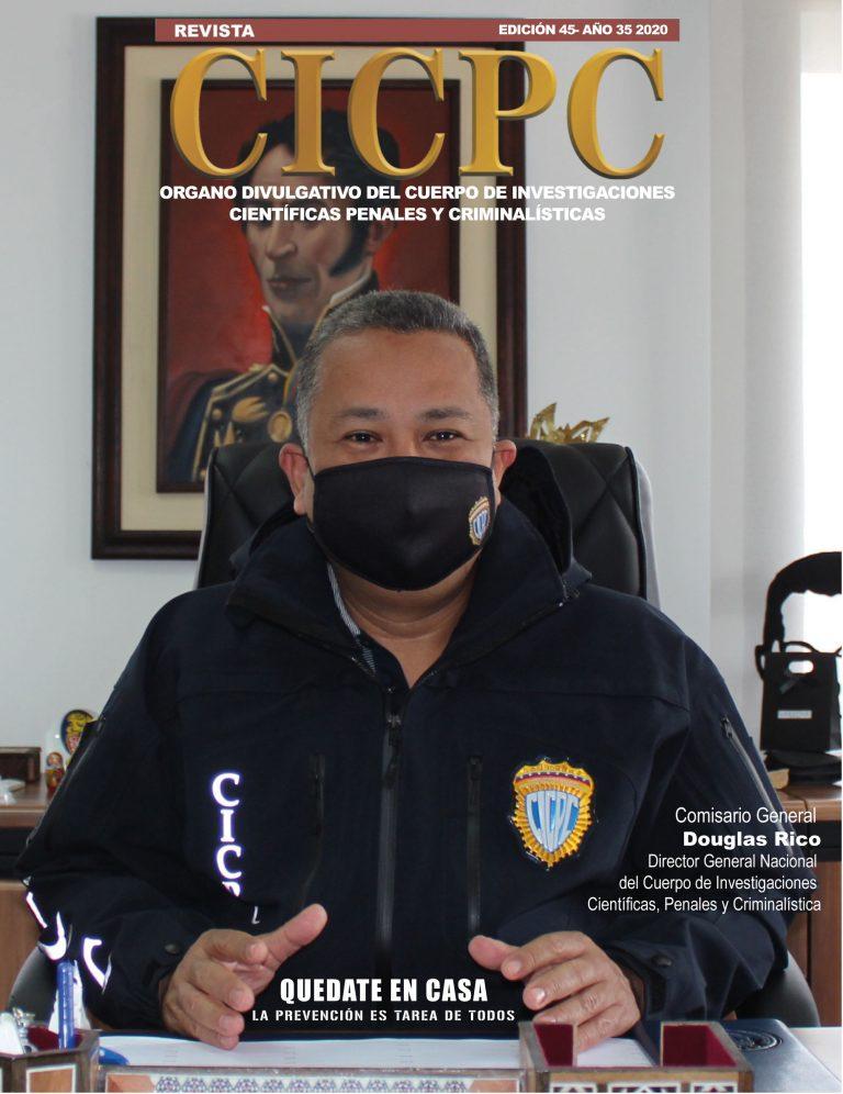 REVISTA CICPC  Nº 45