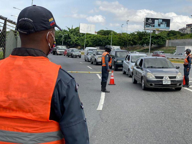 Funcionarios de la PNB detienen a 504 personas en flagrancia  en el territorio nacional