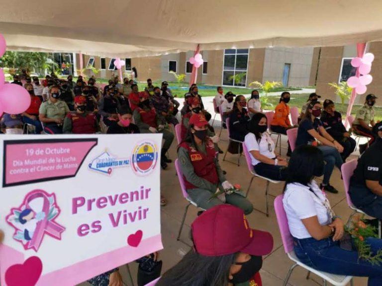 """Frente Preventivo en Carabobo se suma a la lucha contra el cáncer de mama con el foro """"Cuídate, Tócate, Previene"""""""