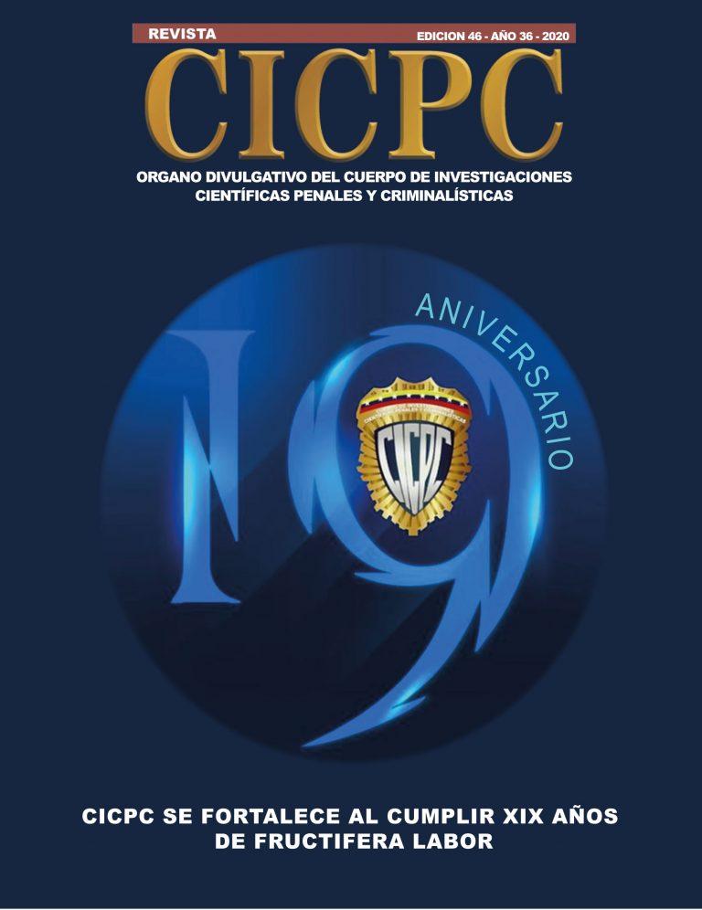 Revista Cicpc Edición Nº 46