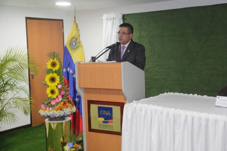 ONA celebra IX Acto Académico de Estudios Avanzados en Materia de Drogas