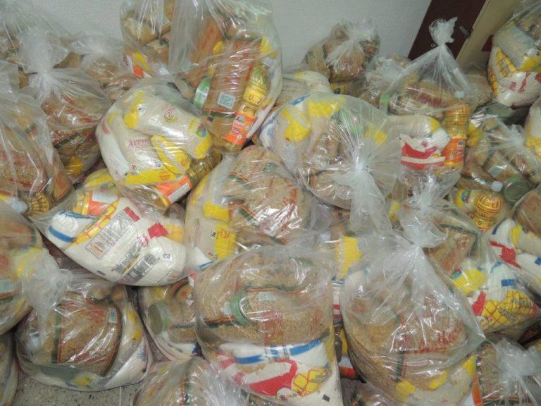 Detuvieron a transportista de Mercal por hurtar 1.430 bolsas CLAP