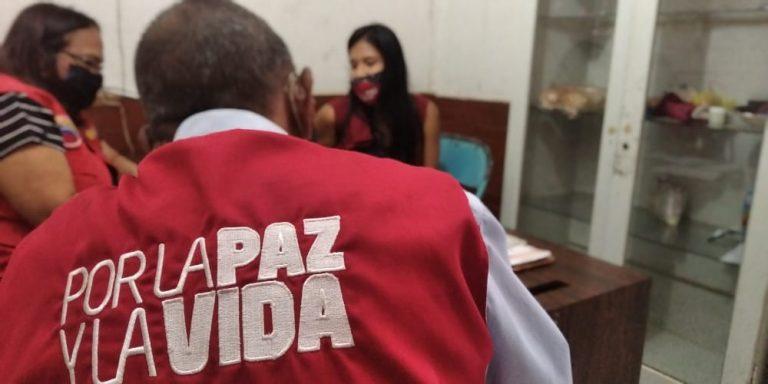 """Fundapret fortalece prevención en Comunidad Terapéutica Socialista """"Refugio de Paz"""""""