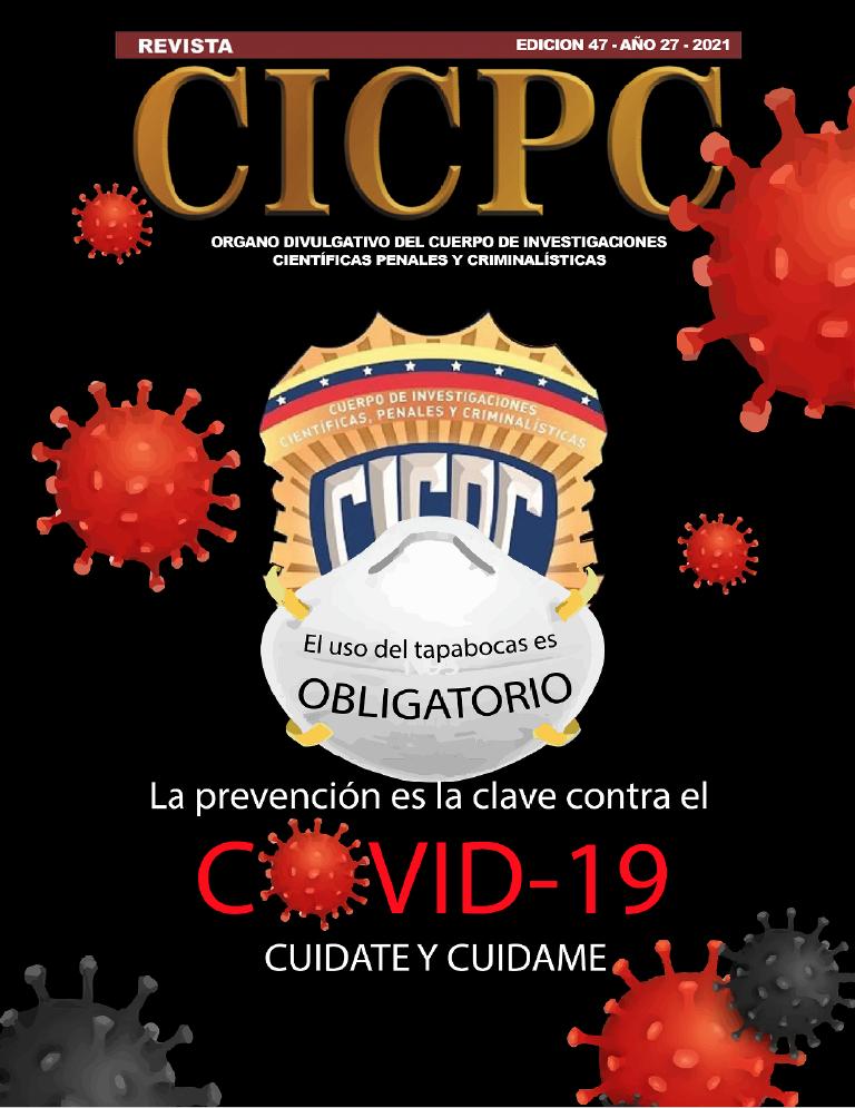 Revista Cicpc Edición Nº 47 CLICK AQUI
